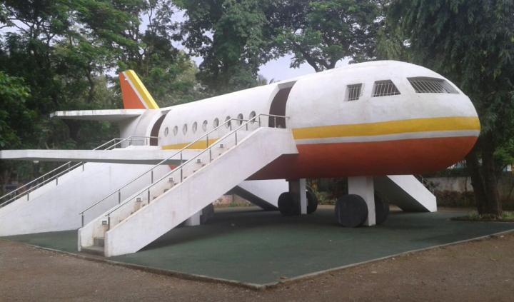 Image result for santacruz airplane park